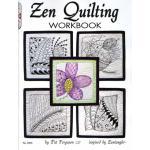 Zen Quilting Workbook - ON SALE!