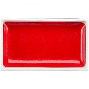 Zig Kuretake Gansai Tambi Watercolor Pan - Cadmium Red