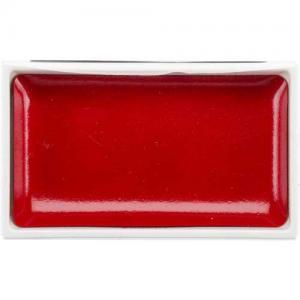 Zig Kuretake Gansai Tambi Watercolor Pan - Carmine Red