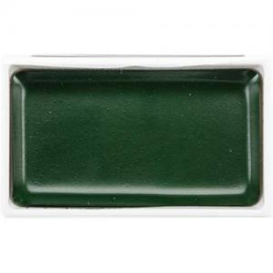 Zig Kuretake Gansai Tambi Watercolor Pan - Ever Green