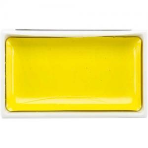 Zig Kuretake Gansai Tambi Watercolor Pan - Lemon Yellow