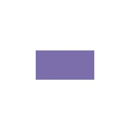 Zig Kuretake Fudebiyori Metallic Brush Pen - Violet [124]